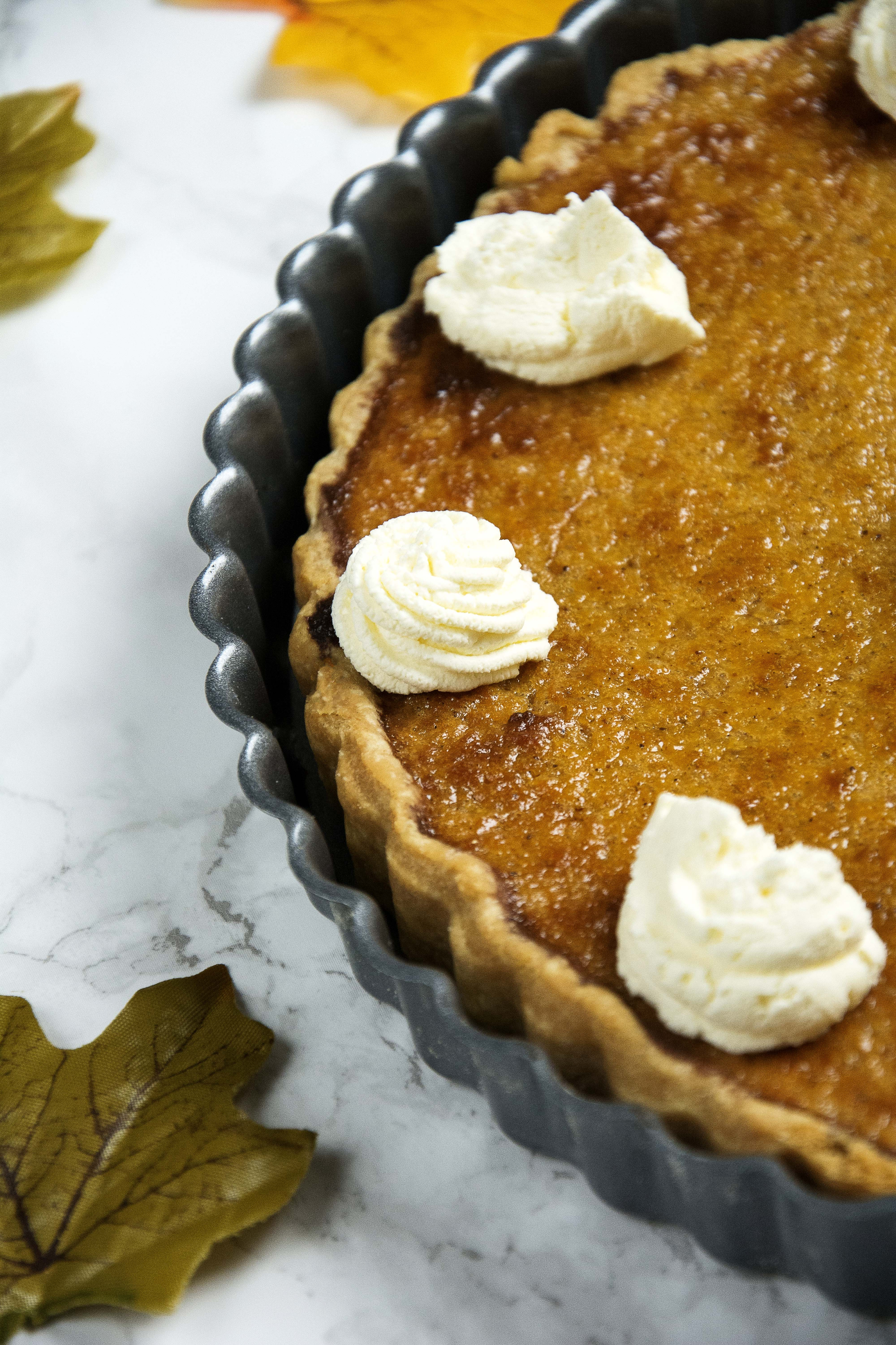 Classic pumpkin pie recipe, whats eating manchester